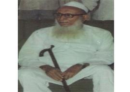 <b>Hazrat Maulana Syed Minnatullah Rahmani</b>