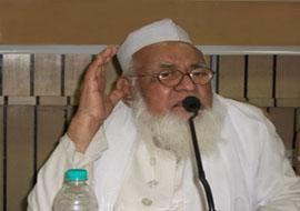 <b>Maulana Syed Nizamuddin</b>