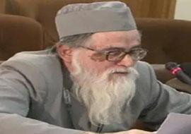 <b>Maulana Ameen Usmani Nadvi</b>